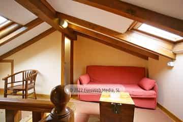 Habitación 2. Casa de aldea Marcelina