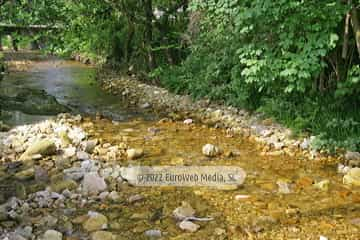 Río Ereba (Nueva). Río Ereba