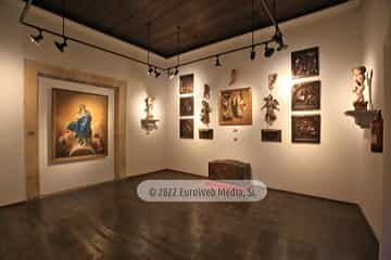 Museo de la Iglesia. Museo de la Iglesia en la Catedral de Oviedo