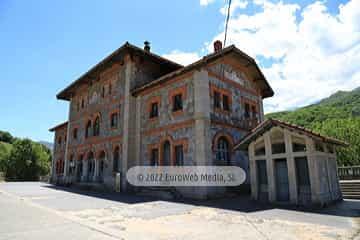 Aula Didáctica del Prerrománico Asturiano de la Cobertoria