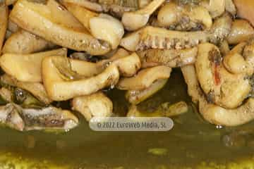 En Oviedo capital. Calamares en su tinta