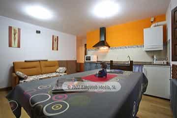 Apartamento «La Tená». Apartamentos rurales La Escuela