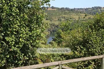 Monumento Natural Los Meandros del Nora