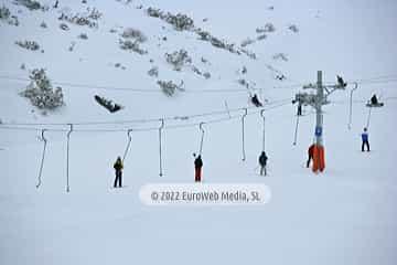 Estación de Esquí Puerto de San Isidro