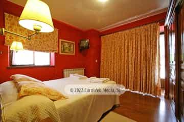 Habitación Viernes. Hotel La Fonte