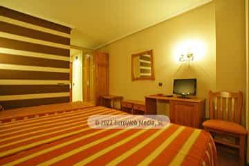 Habitación 10. Hotel Prida