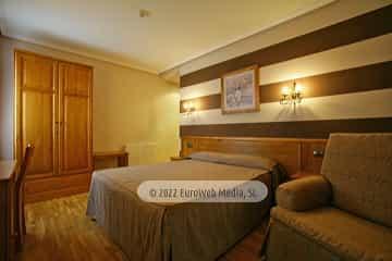 Habitación 11. Hotel Prida
