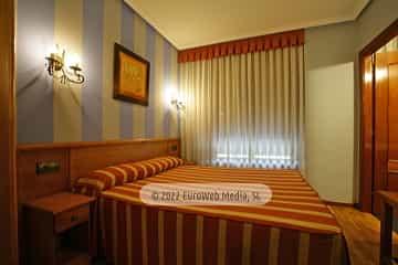 Habitación 12. Hotel Prida