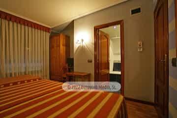 Habitación 14. Hotel Prida