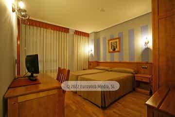 Habitación 15. Hotel Prida