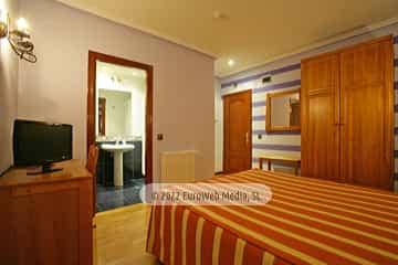 Habitación 16. Hotel Prida