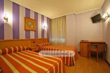 Habitación 17. Hotel Prida
