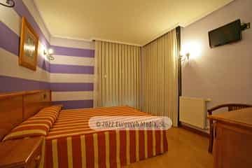Habitación 18. Hotel Prida