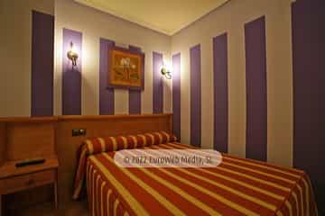 Habitación 19. Hotel Prida