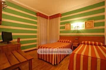 Habitación 4. Hotel Prida