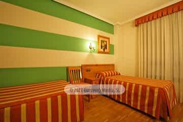 Habitación 5. Hotel Prida