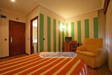 Habitación 6. Hotel Prida