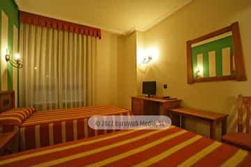 Habitación 7. Hotel Prida