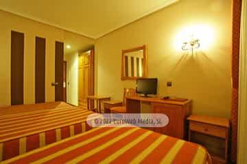 Habitación 8. Hotel Prida