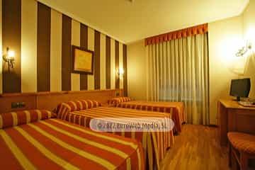 Habitación 9. Hotel Prida
