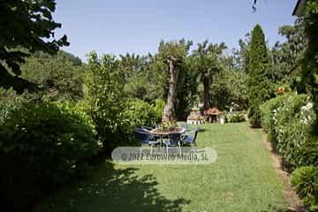 Exteriores. Hotel rural El Torrejón