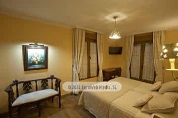 Habitación 4. Hotel rural El Torrejón