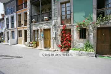 Exteriores. Casa rural El Juacu