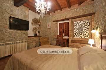 Habitación 1. Casa rural El Juacu