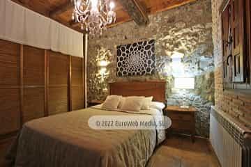 Habitación 2. Casa rural El Juacu