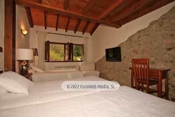 Habitación 4. Casa rural El Juacu