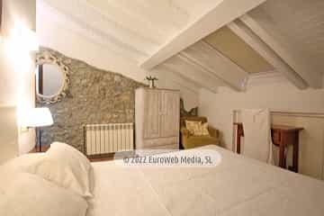 Habitación 5. Casa rural El Juacu