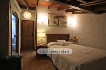 Habitación 6. Casa rural El Juacu