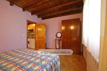 Apartamento modelo 1. Hotel Apartamentos Picu Castiellu