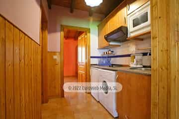 Apartamento modelo 2. Hotel Apartamentos Picu Castiellu