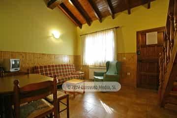 Apartamento modelo 3. Hotel Apartamentos Picu Castiellu