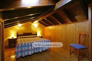 Habitación modelo 1. Hotel Apartamentos Picu Castiellu