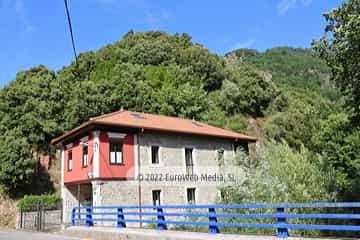 Exteriores. Apartamentos rurales Dos Aguas