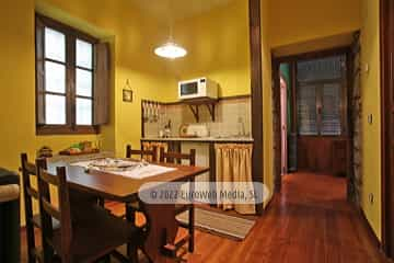 Apartamento 4. Apartamentos rurales Dos Aguas