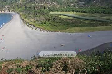 Playa de Barayo (Navia)