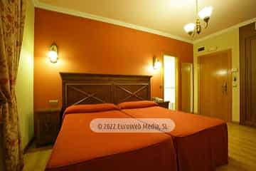 Habitación 117. Hotel Imperión