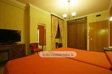 Habitación 118. Hotel Imperión