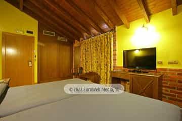 Habitación 215. Hotel Imperión