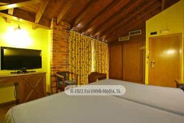 Habitación 216. Hotel Imperión