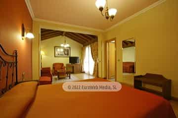 Habitación 218. Hotel Imperión