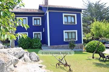Exteriores. Vivienda vacacional Villa Ruiz