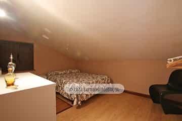Bajo cubierta: habitación 3. Vivienda vacacional Villa Ruiz