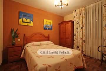 Planta baja: habitación 1. Vivienda vacacional Villa Ruiz