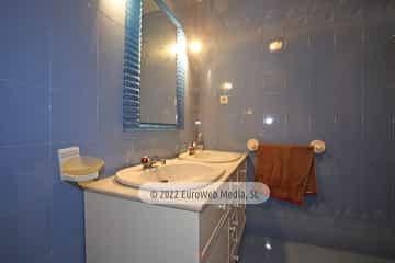 Planta primera: habitación 1. Vivienda vacacional Villa Ruiz