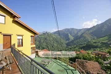 Apartamento 1. Apartamentos rurales Gamonedo