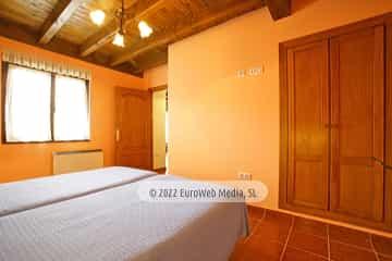 Apartamento 2. Apartamentos rurales Gamonedo